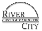 River City Custom Cabinetry Logo