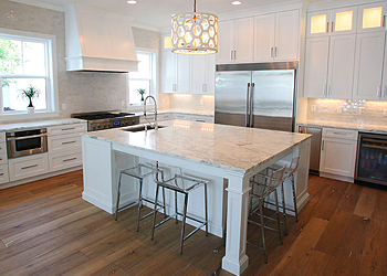 Custom Kitchen Cabinetry at River City Custom Cabinetry in Jacksonville