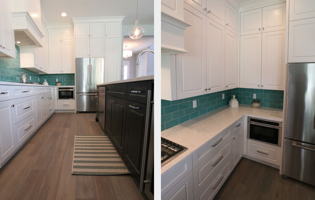Custom kitchen cabinets and millwork by river city custom for Kitchen design 70115