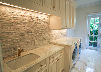 Custom Laundry & Mud Rooms at River City Custom Cabinetry in Jacksonville