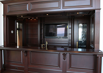 Uniquely Custom Cabinetry & Millwork at River City Custom Cabinetry in Jacksonville