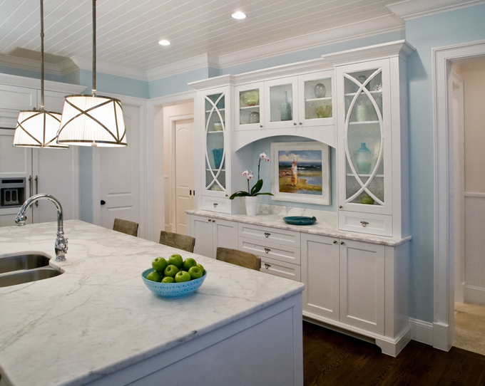 Butler's Pantry by River City Custom Cabinetry
